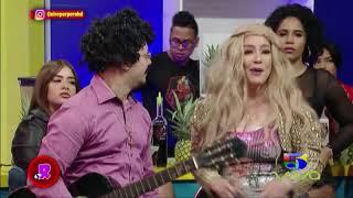 El padre y su hijo gay / Prueba de talento para el cantante - El Reperpero