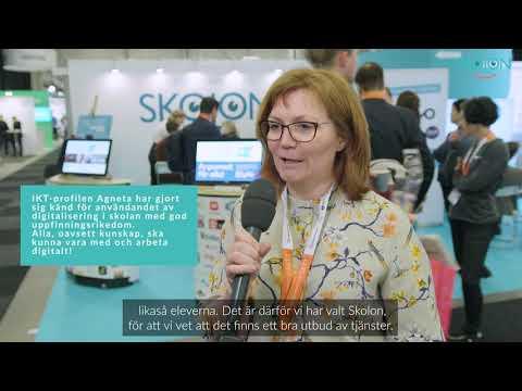 Därför väljer Luleå kommun att använda Skolon för sina lärare och elever