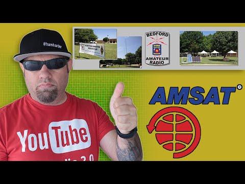 AMSAT Presentation from N5HYP   Bedford Amateur Radio Club K5BED