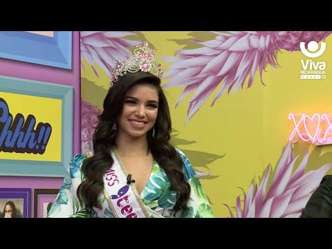 ¡Gladys Molina va para el Miss Nicaragua!