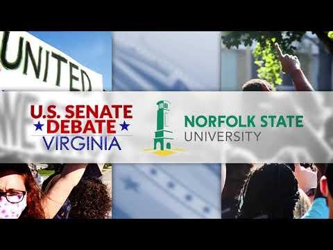 VA Senate Debate -Commercial