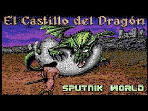 RETROJuegos Homebrew - El Castillo del Dragón (c) 2020 Sputnik World p/ Commodore 64