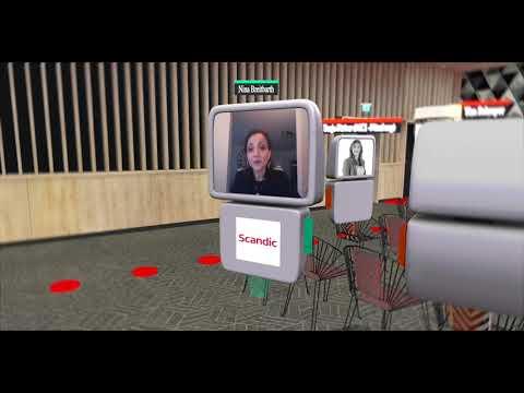 Virtuelle Events mit Scandic   Hybride Events mit Scandic