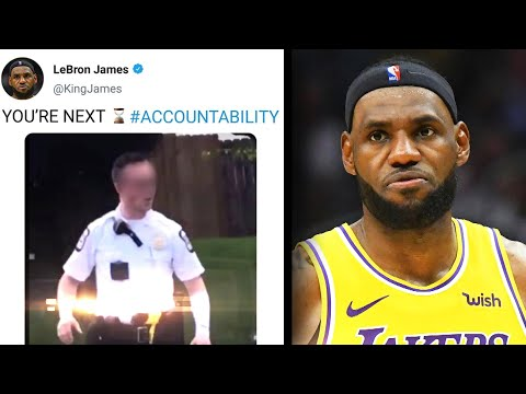 LeBron James on Deleting Tweet Tied to Death of Ohio Teen