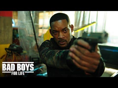 BAD BOYS FOR LIFE. ¡Acción! Ya en cines.