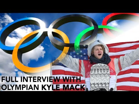 Olympian KYLE MACK | Full Interview (USA Surf Championships)