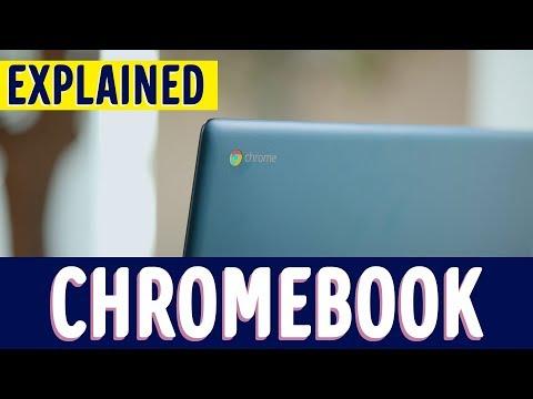 Hva er en Chromebook? Elkjøp forklarer