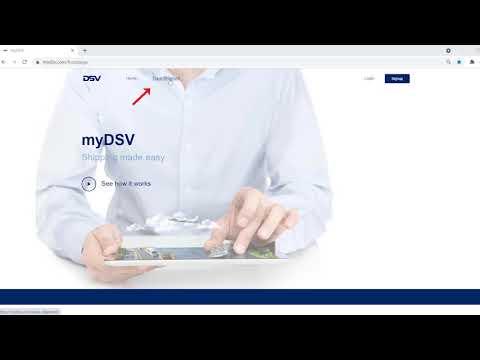 Tutorial #1 - MyDSV Inicio