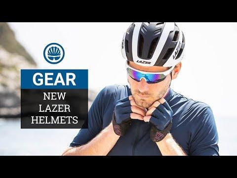 New Road & Mountain Bike Helmets from Lazer   Sea Otter 2019