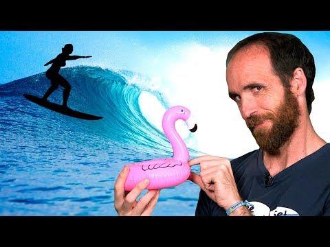 El problema de la surfera | TEOREMA DE VIVIANI
