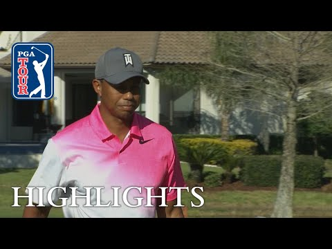 Tiger Woods? highlights | Round 2 | Arnold Palmer