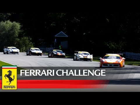 Ferrari Challenge North America – Highlights from Lime Rock
