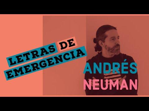 Vidéo de Andrés Neuman