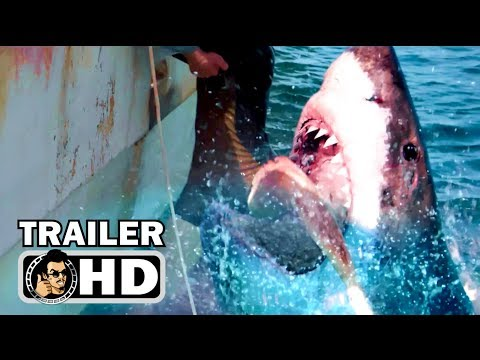 47 METERS DOWN 2: THE NEXT CHAPTER Trailer (2019) Shark Horror Movie