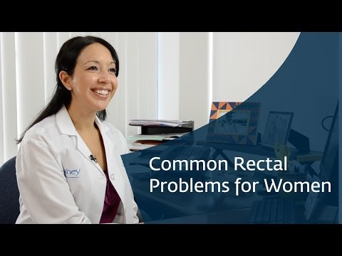 Common Rectal Issues Women Face