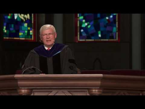 Peter Lillback: The Next 500 Years Begins Today (Commencement Address)
