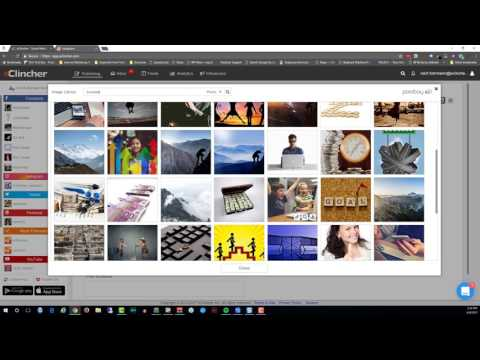 Posting to Instagram with eClincher - tutorial