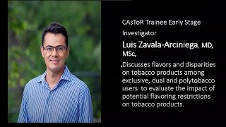 CAsToR Featured Trainee: Luis Zavala-Arciniega, MD, MSc
