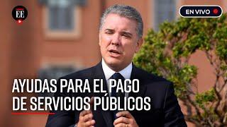 Colombianos más vulnerables podrán diferir el pago de servicios públicos  - El Espectador