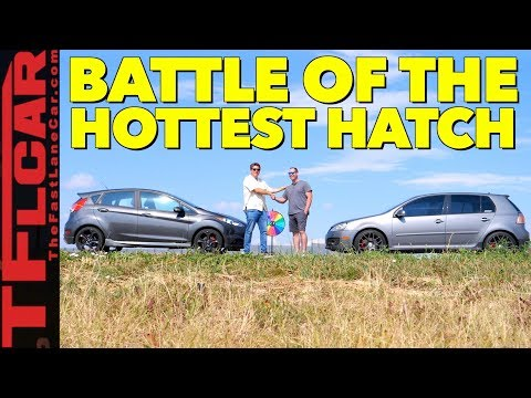 Gameshow: Is a Tuned VW GTI  Faster Than a Ford Fiesta ST? Ep.6