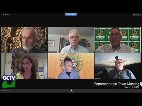 Representative Town Meeting, May 11, 2020