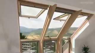 Extrem VELUX CABRIO, Dachbalkon & Dachterrasse [3D Animation] 2012 - YouTube AM46