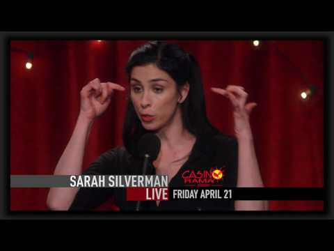 Sarah Silverman coming to the Great Indoors