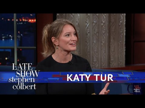 connectYoutube - Katy Tur: 'The Greatest Trick' Trump Played On America