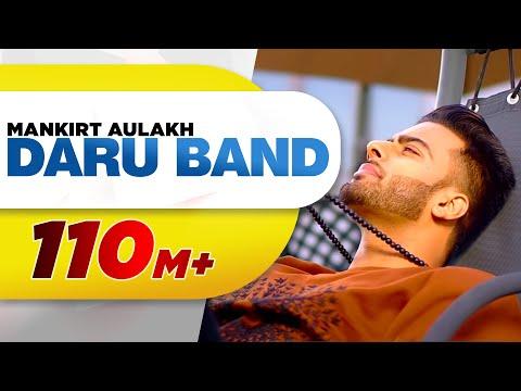 MANKIRT AULAKH - Daru Band Lyrics