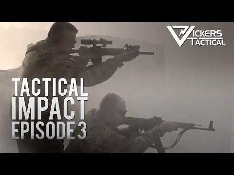 Tactical Impact (2008) - Reinforcing an Overwatch Position - Episode 3