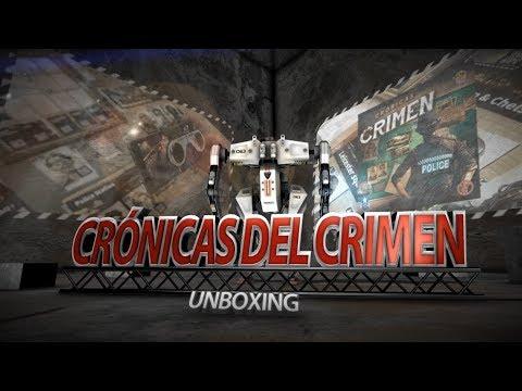 Yo Tenía Un Juego De Mesa TV #15: Chronicles Of Crime / Crónicas Del Crimen **SIN SPOILERS**