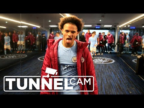 TUNNEL CAM | Man City 4 - 1 Tottenham | 2017-18