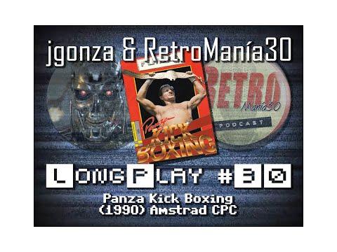 Panza Kick Boxing - Amstrad CPC Longplay