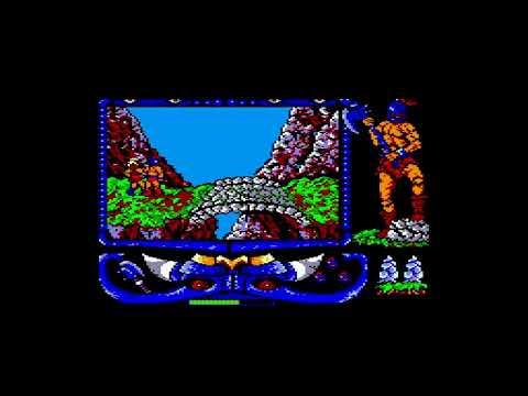 Atrog - 3ª parte - Amstrad CPC Longplay