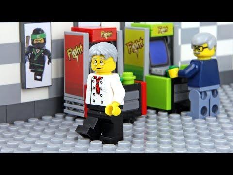 connectYoutube - Lego Arcade Game 6