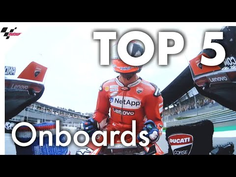 Top 5 Onboards of 2019
