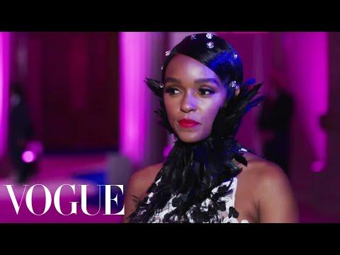 Janelle Monaé on Letting Your Imagination Soar | Met Gala 2017