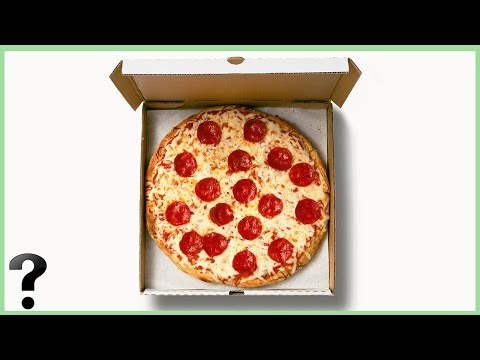 Why Does A Round Pizza Come In A Square Box?