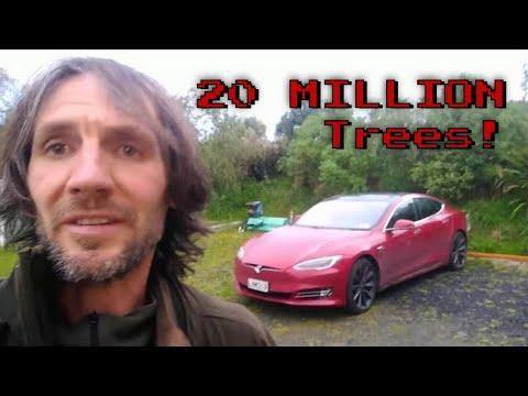 Plant 20 MILLION Trees! #TeamTrees