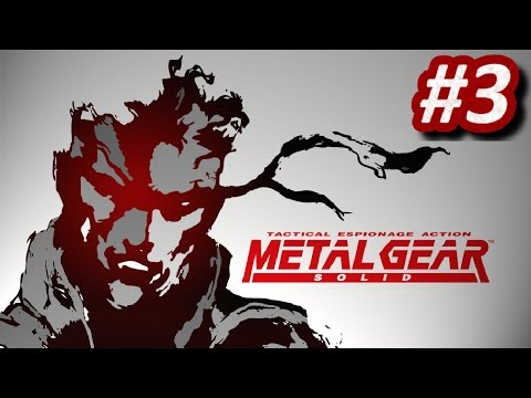 METAL GEAR SOLID (PS1) - Episodio 3: Revolver Ocelot || Gameplay Español PlayStation