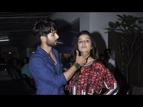 Bollywood Celebs At 'Haider' Special Screening