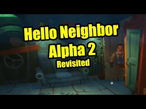 connectYoutube - Hello Neighbor Alpha 2 Revisited
