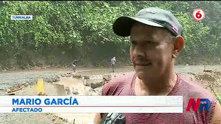 Temporal inusual: La situación en Turrialba