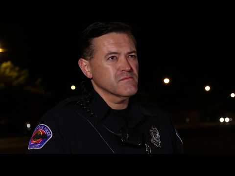 APD gives update after officer shot during domestic violence call