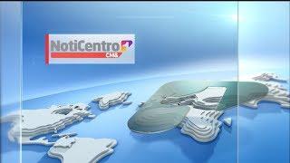 NotiCentro 1 CM& Primera Emisión  25 Marzo 2020