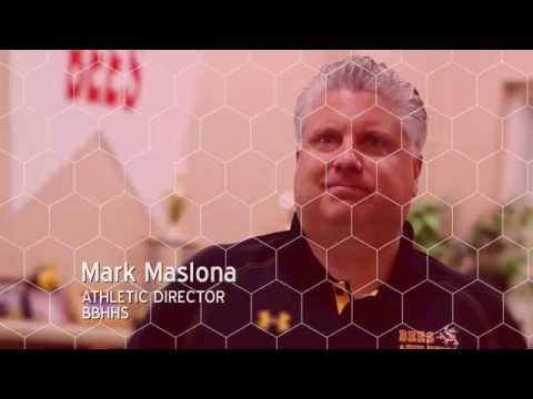 Mark Maslona: Athletic Director