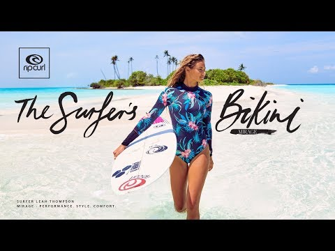 Mirage Essentials Long Sleeve Surf Suit | Summer 2018 - 19 | My Bikini by Rip Curl