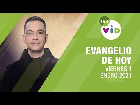 El evangelio de hoy, Viernes 1 de Enero de 2021 📖 Lectio Divina 📖 – Tele VID