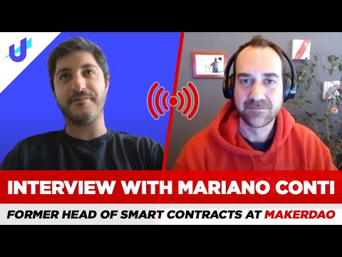 Interview with Mariano Conti, former head of smart contracts at MakerDAO.