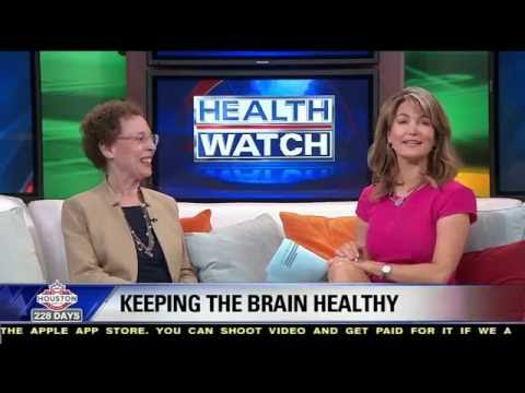FOX 26 - Keeping the Brain Healthy with Gerontologist Beverly Sanborn